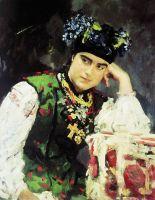 Портрет С.М. Драгомировой