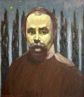 Портрет Т. Шевченко. Заря моя вечерняя