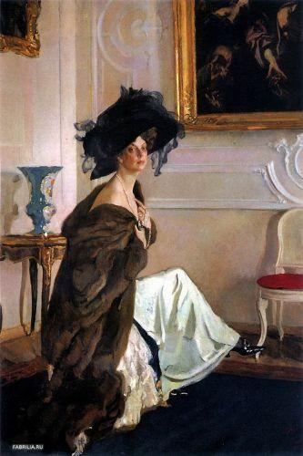 Портрет княгини Орловой