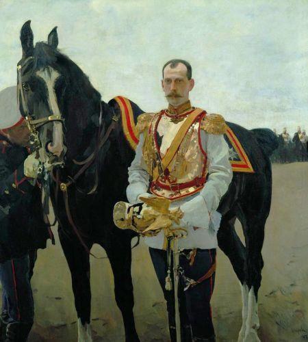 Портрет великого князя Павла Александровича