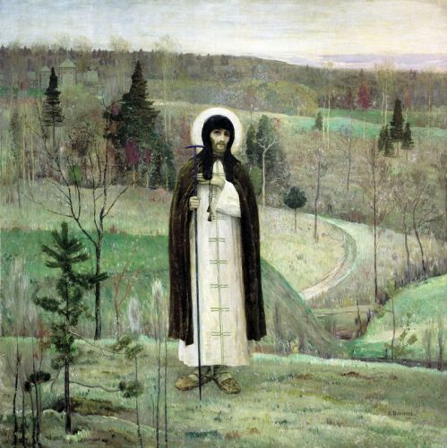 Преподобный Сергий Радонежский - изображение 1