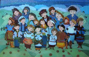 Курій-Максимів Наталя Святковий хор