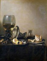 Натюрморт з Ремер, таццой, лимоном та ін. предметами