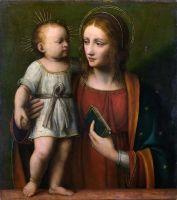 Мадонна з немовлям 2