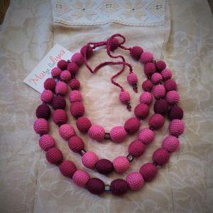 Ожерелья и колье ручной работы Плодово-ягодне