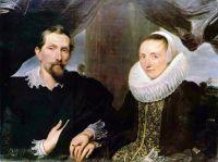 Портрет Франса Снейдерса и его жены