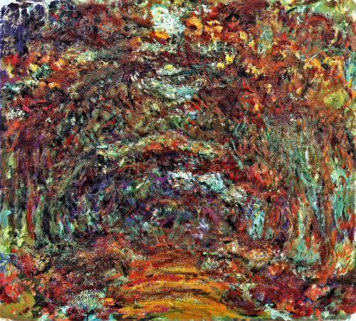 Розовая тропинка, Живерни - изображение 1