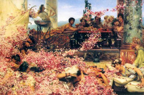 Троянди Геліогабала