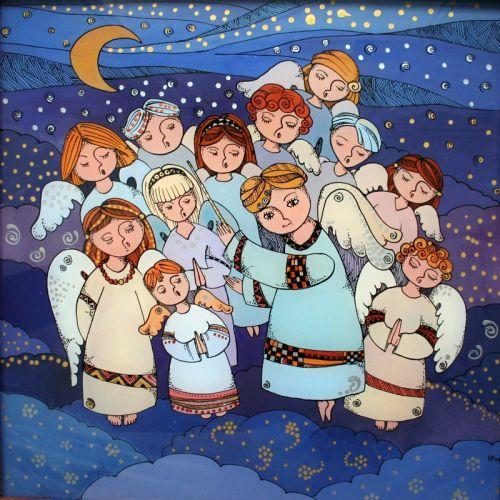 Ангельский хор 2