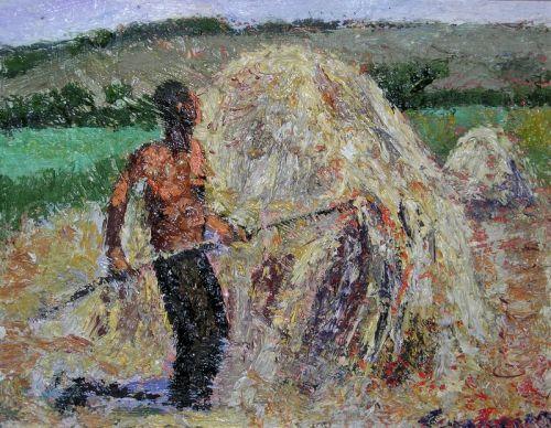 Составление сена