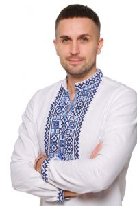 """Embroidered apparel - Men Вишиванка чоловіча """"Поділля"""""""