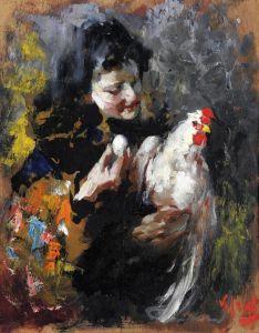 Иролли Винченцо Первое яйцо