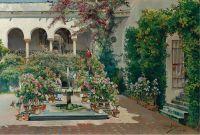Сад в Севилье 2