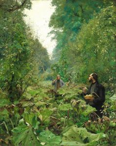 Брендекильде Ганс Андерсен Вкус яблок