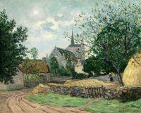 Деревня Сен-Авуа