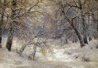 Зимовий пейзаж №2