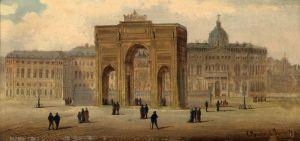 Кауфман Карл Триумфальная арка
