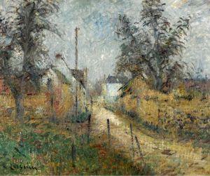 Луазо Гюстав Ферма в Нормандии