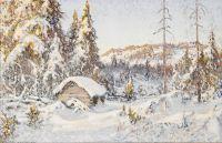 Зимний пейзаж №2