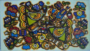 Стародубцева  Светлана Две птицы