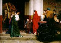Вход в римский театр