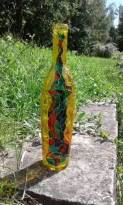 ArtDecor Нове життя ''Старого Кахетті'' (декорована пляшка)