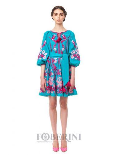 """Платье-вышиванка """"Сиалия"""""""