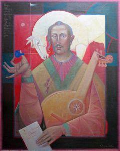 """Українське сучасне мистецтво Із серії """"Козак Мамай"""" - 93"""