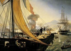 Орієнталізм Епізод під час експедиції в Мексику, 1838 рік