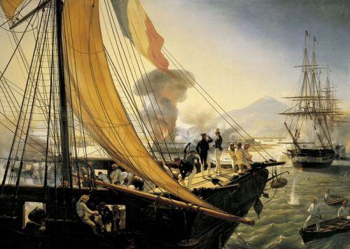 Епізод під час експедиції в Мексику, 1838 рік