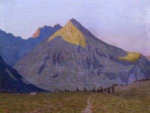 Модерн Сонце на вершинах