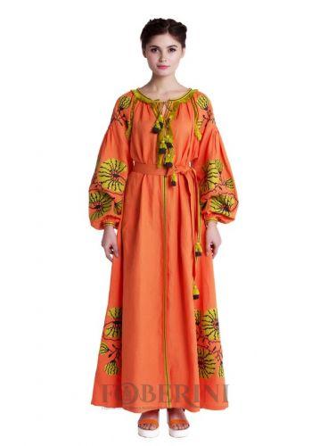 "Платье-вышиванка ""Бажена"""