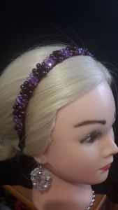 Обручи для волос ручной работы Прекрасньій обруч для волос