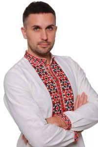 """Embroidered apparel - Men Вишиванка чоловіча """"Оберіг"""""""