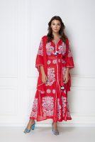 """""""Вікторі Шик"""" червона сукня-максі"""
