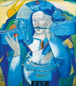 """Украинское современное искусство Из серии """"Казак Мамай"""" - 111"""
