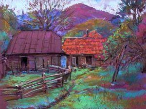 """Гунц Дмитрий Из серии """"Дорогой в горы"""" - 14"""