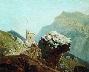 Мещерский Арсений Крепость в горах