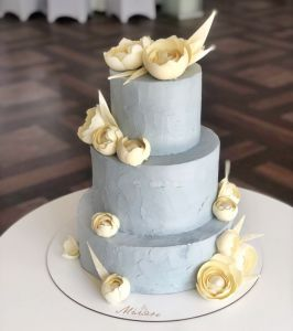 Вкусняшки ручной работы Торт свадебный 7