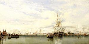 Романтизм Венецианская лагуна