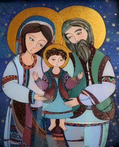 Курий-Максымив Наталья Святое семейство