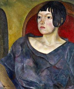 Модерн Жіночий портрет