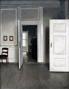 Хаммерсхей Вильгельм Интерьер на Strandgade, 30, Копенгаген