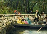 Общество в лодке