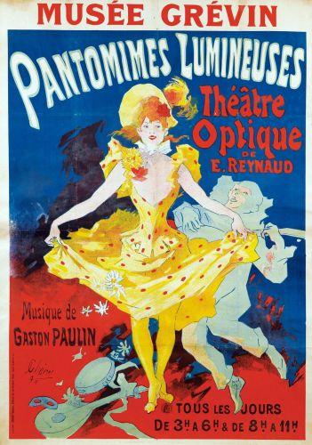 Theatre optique du musee Grevin