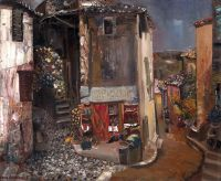 Бакалея в деревне