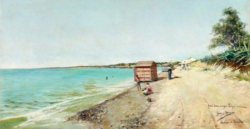 Пляж Санлукар де Баррамеда
