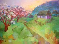 Весенние сады