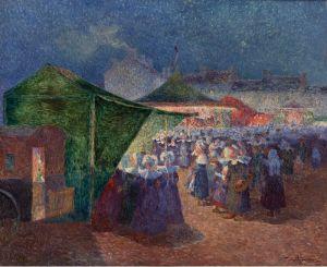 Пюигадо дю Фердинанд Ярмарка-фестиваль