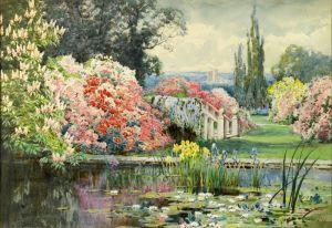 Стэннард Тереза Жизнь вокруг пруда с лилиями